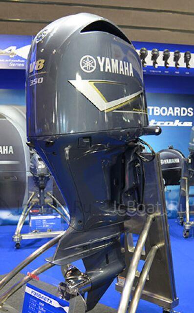 мотор подвесной YAMAHA F350 2018 года
