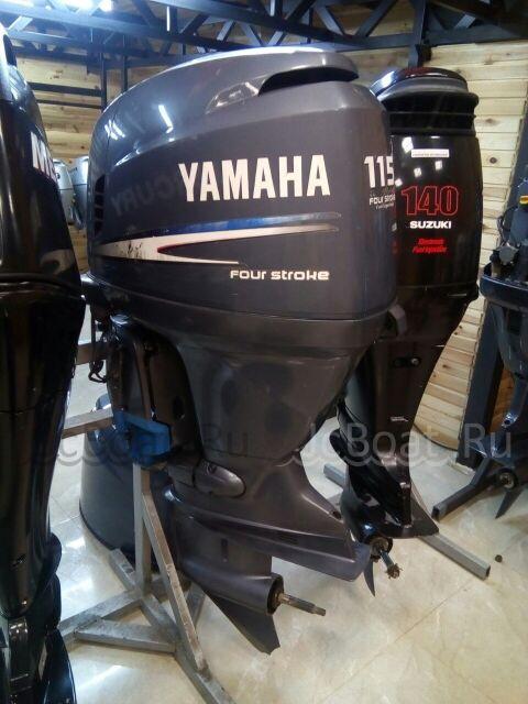 мотор подвесной YAMAHA F115AETL 2012 года