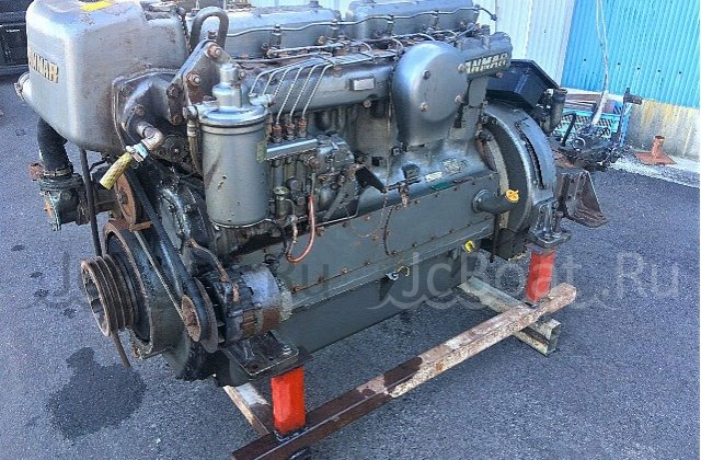 мотор стационарный YANMAR 6HAK 2000 года