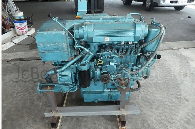 мотор стационарный YANMAR 4LH-UTZAY 2002 года