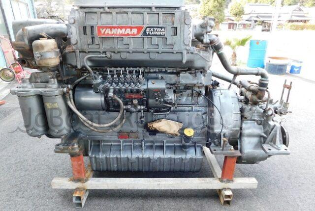 мотор стационарный YANMAR 6KH-ET 2000 года