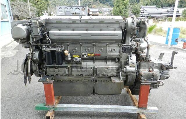 мотор стационарный MITSUBISHI S6D-MTKL 2000 года