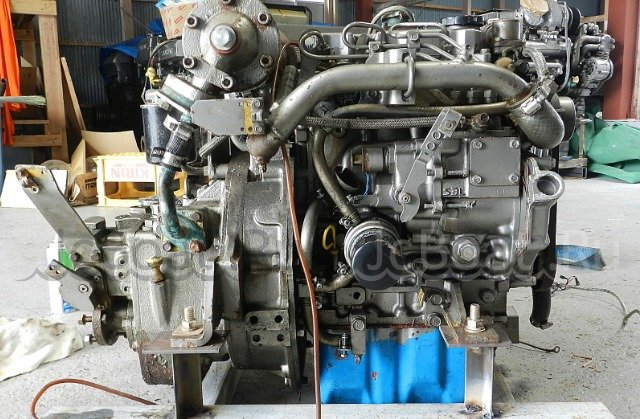 мотор стационарный MITSUBISHI S3L-M 2001 года