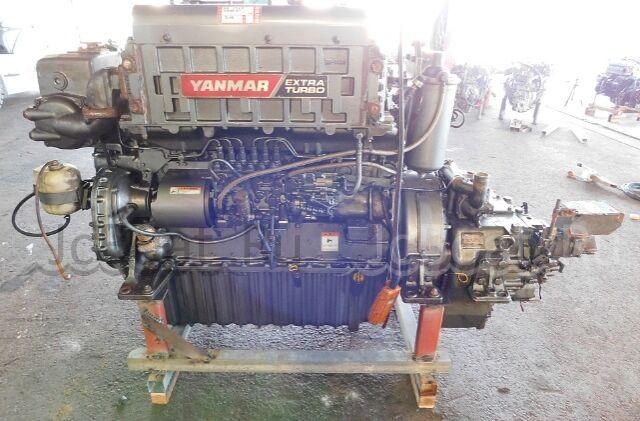 мотор стационарный YANMAR 6GHA-ET 2003 года