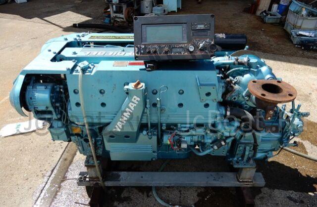 мотор стационарный YANMAR 6LY-UT 2002 года