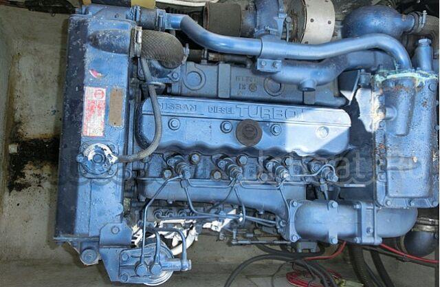 мотор стационарный NISSAN MARINE FD35TA06 2001 года