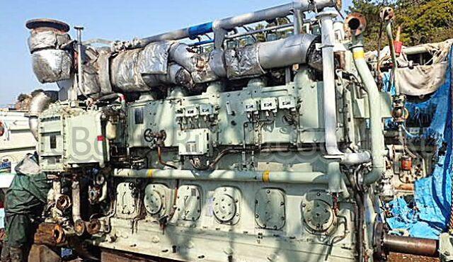мотор стационарный YANMAR LC26G 2002 года