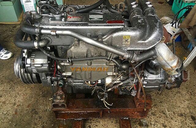 мотор стационарный YANMAR 4JH3-DTZAY 2019 года