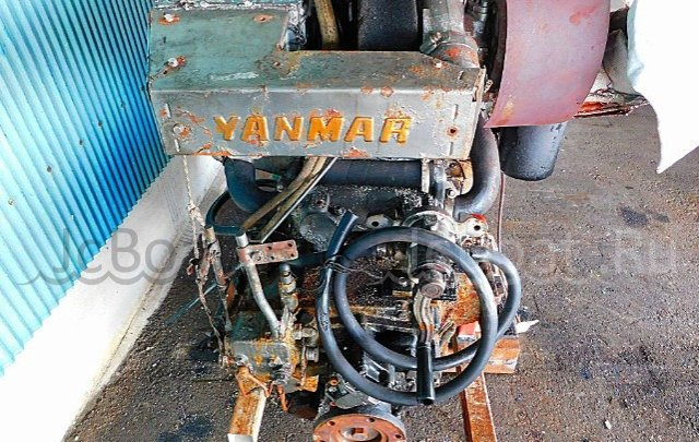мотор стационарный YANMAR 6CX-GT 2000 года