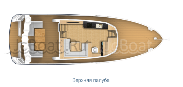 яхта моторная POPILOV-1499 2021 года