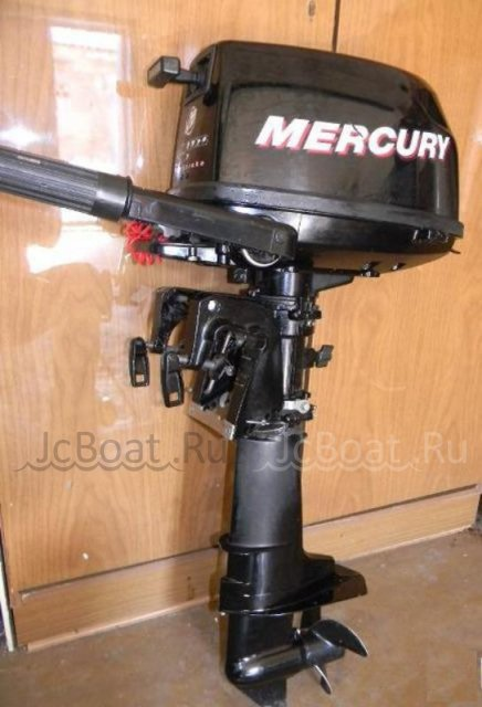мотор подвесной MERCURY 6 2017 года