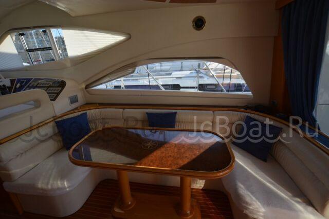 яхта моторная RAFFAELLI COMPASS ROSE 2002 года