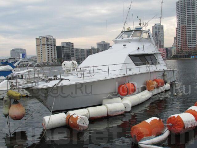 яхта моторная NAKAYOSHI F55 1987 года