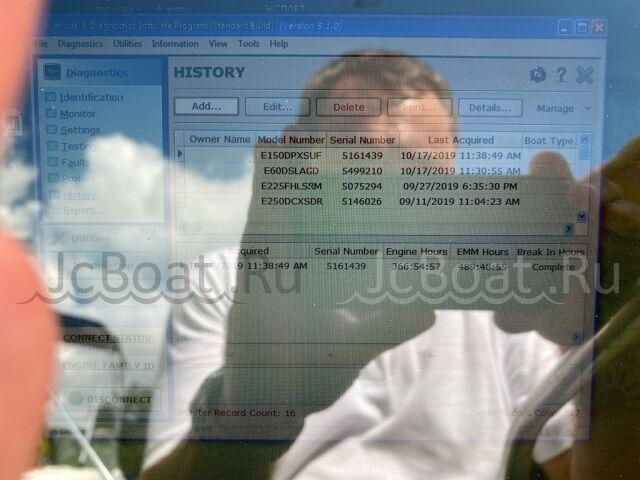 катер SEA SWIRL BOATS STRIPER 2100 2004 года