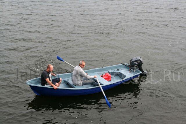 лодка пластиковая Волга-Фиорд 2018 года