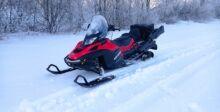 снегоход BRP EXPEDITION 900 ACE купить по цене 90000 р. в Москве