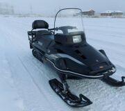снегоход YAMAHA VK 540IV купить по цене 75000 р. в Москве