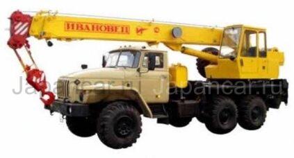 Услуги автокрана г/п 16 тонн УРАЛ-ВЕЗДЕХОД в Уфе