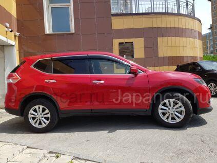 Nissan X-Trail 2017 г. 4WD Возможна аренда с водителем. во Владивостоке