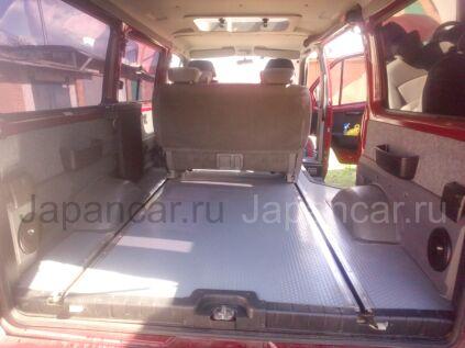 Переоборудование салона фургона микроавтобуса в Москве
