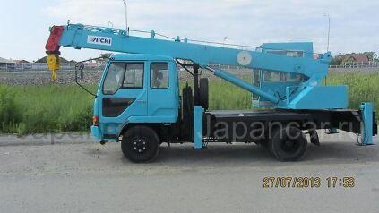Услуги аренда крана 7 тонн в Артеме