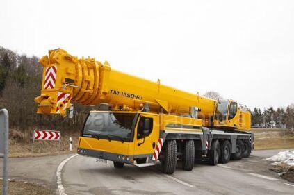 Аренда автокрана 350 тонн, аренда крана 350 тонн Владивосток во Владивостоке