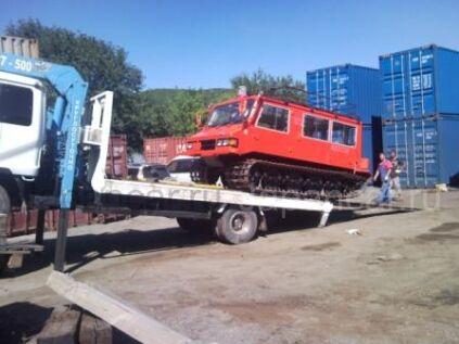 Перевозка спецтехники от 1 до 14 тонн во Владивостоке