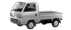 Honda Acty Truck TOWN 2WD 1998 г.