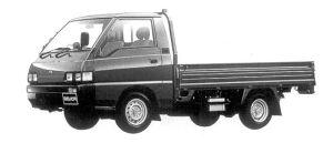 Mitsubishi Delica Truck 2WD LONG GL 1998 г.