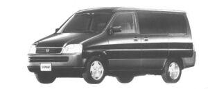 Honda Step Wagon W TYPE 1998 г.