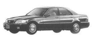 Honda Legend EXCLUSIVE 1998 г.