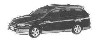 Toyota Caldina ACTIVE SPORT GT 1998 г.