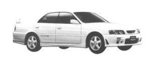 Toyota Chaser TDR SPORT V 1998 г.