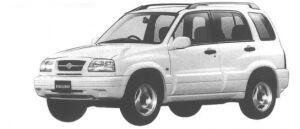 Suzuki Escudo 5DOOR V6-2500 1998 г.