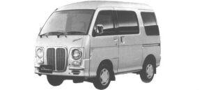 Daihatsu Atrai CLASSIC TURBO 1998 г.