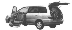 Nissan Presage ENCHANTE (2WD 2400 GASOLINE) 1998 г.