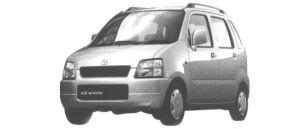 Mazda AZ-Wagon 5DOOR FX 2WD 1998 г.