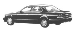 Mazda Sentia LIMITED-G 1998 г.