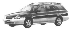 Suzuki Cultus Wagon 1600TR-4 1998 г.