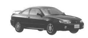 Toyota Corolla Levin 1.6 BZ-R 1998 г.