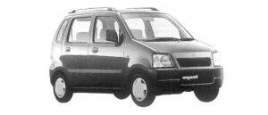 Suzuki Wagon R FX 1998 г.