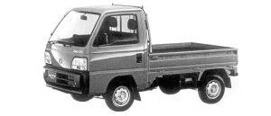 Honda Acty Truck SDX 2WD 1998 г.