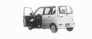 Daihatsu Move FRONT SEATLIFT 2WD 2001 г.