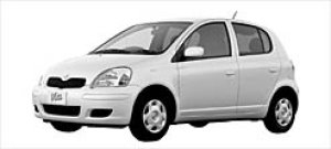 "Toyota Vitz 1.3U ""L Package"" 2003 г."
