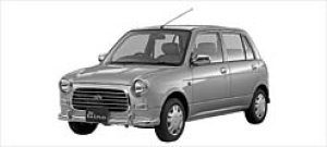 Daihatsu Mira GINO  2WD 2003 г.