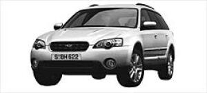Subaru Outback 3.0R 2003 г.