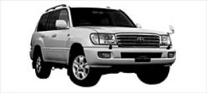 """Toyota Land Cruiser """"100 SERIES"""" Wagon VX Limited Gselection 2003 г."""