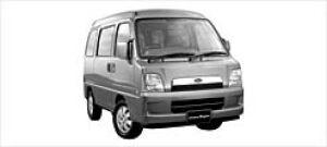 Subaru Sambar Dias Wagon Super Charger 2003 г.
