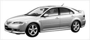 Mazda Atenza SPORT 23S 4AT 2003 г.