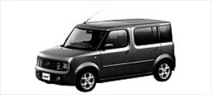 Nissan Cube EX <XTRONIC CVT-M6> 2003 г.